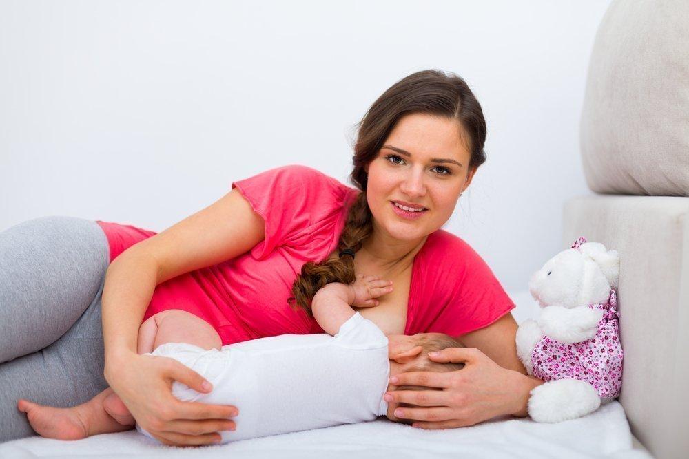 Уход за молочными железами