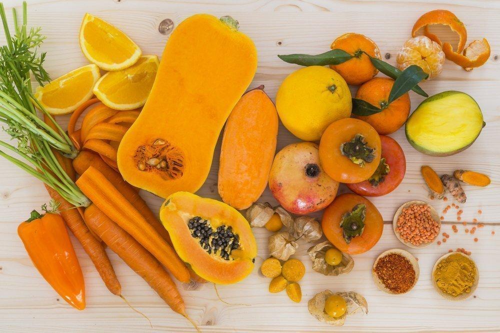 Разноцветная восточная диета