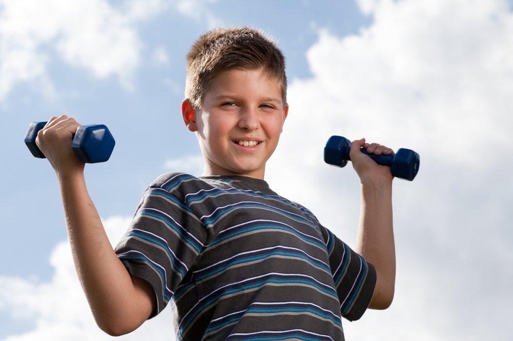 Физические упражнения при недостаточном весе