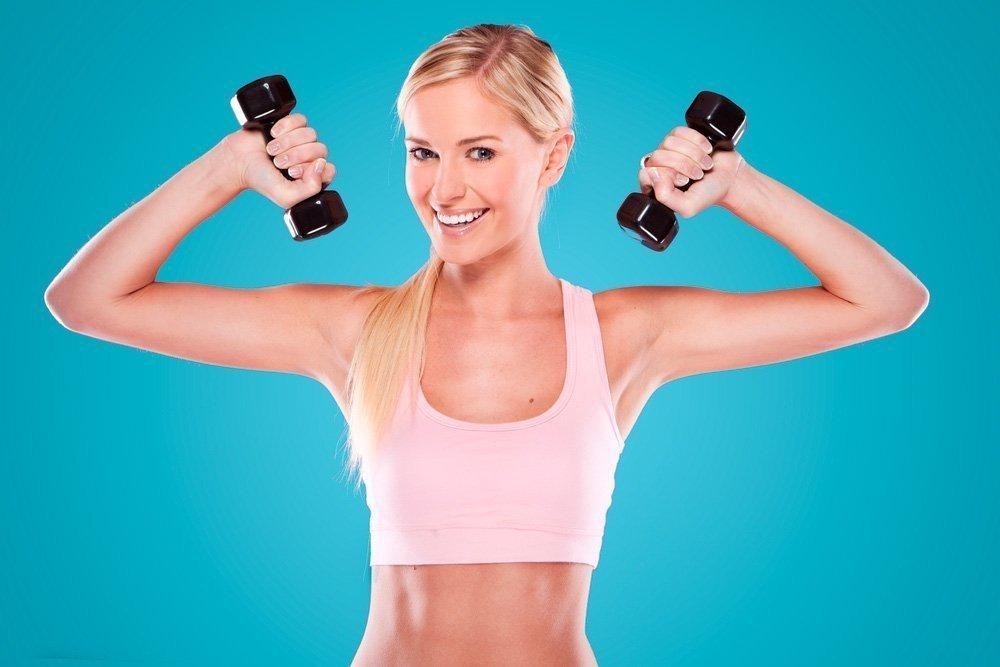 Физические упражнения во второй половине дня