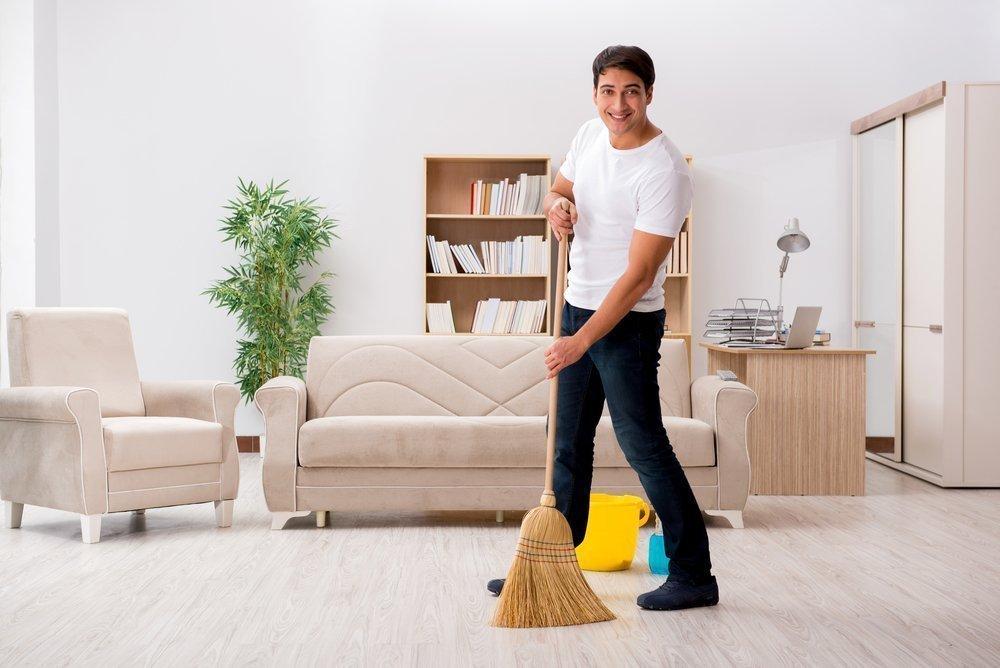 Привести в порядок квартиру