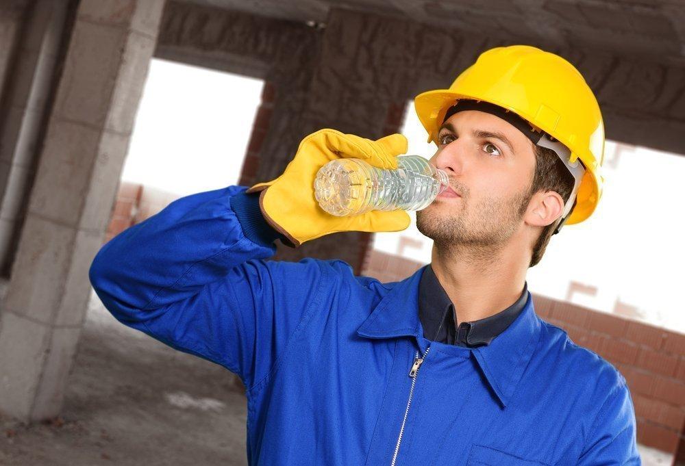Правильный правильный питьевой режим на рабочем месте