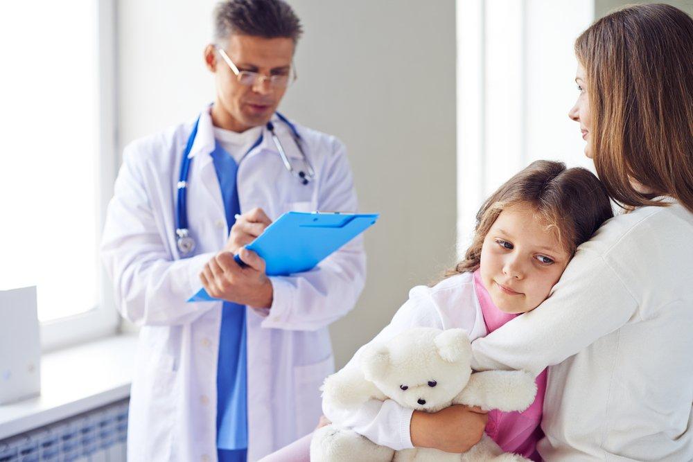 Основные причины появления гемофилии у детей