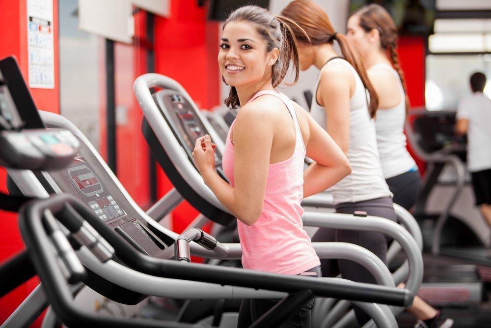 Особенности женского фитнеса