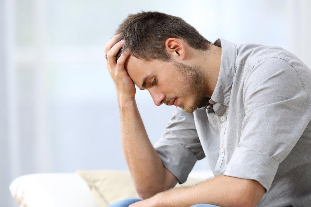 Тревожность у взрослых