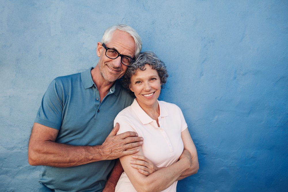 Фотосессия для возрастных пар
