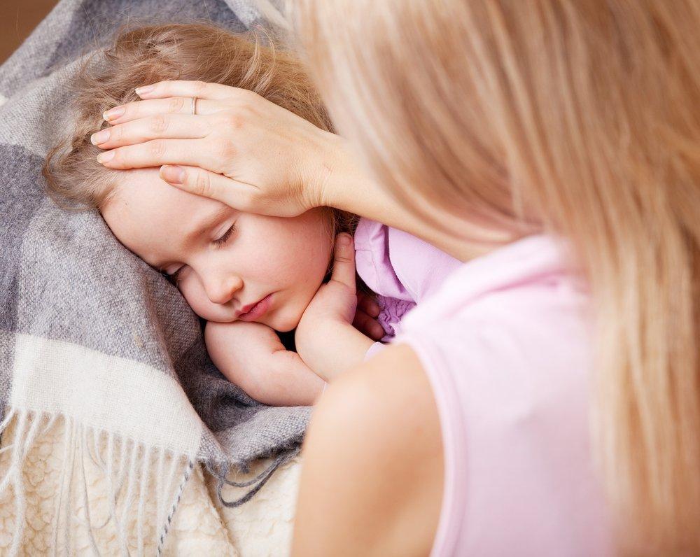 Судороги и детские болезни