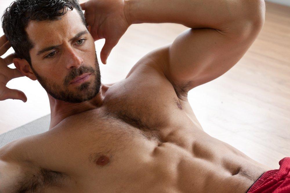 Фитнес для роскошной бороды