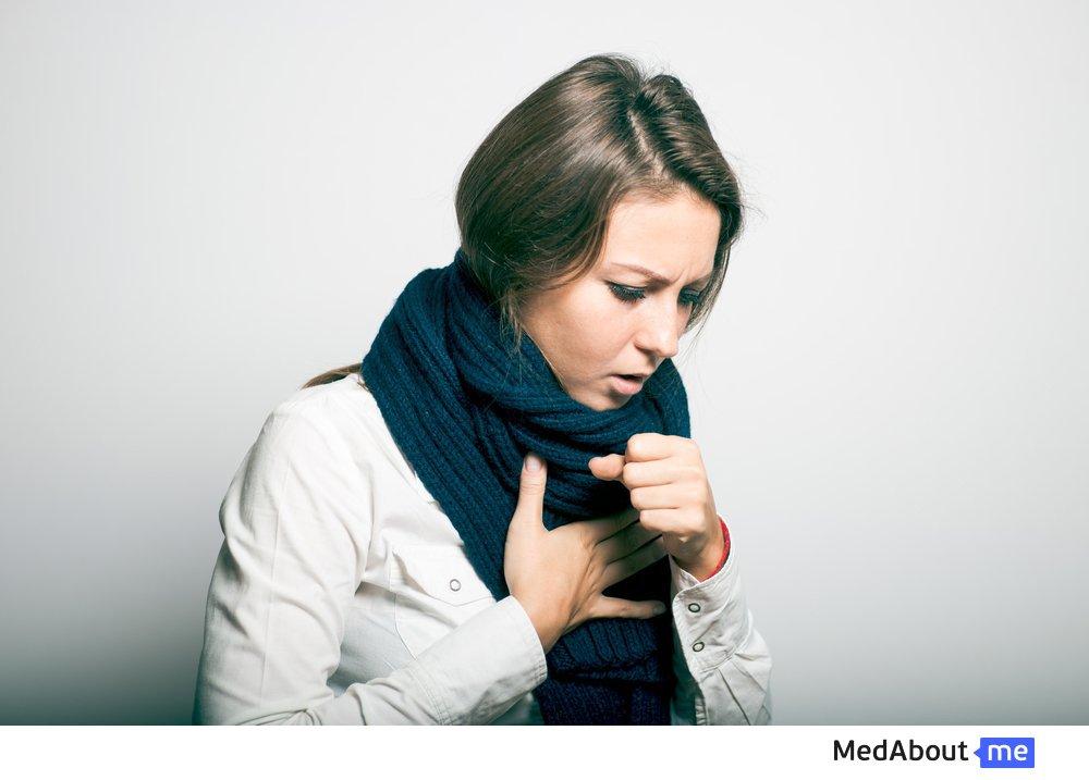 Кашель и температура