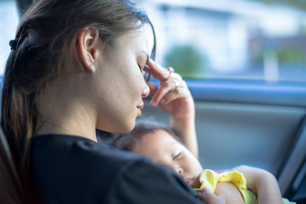 Признаки синдрома Шихана после родов