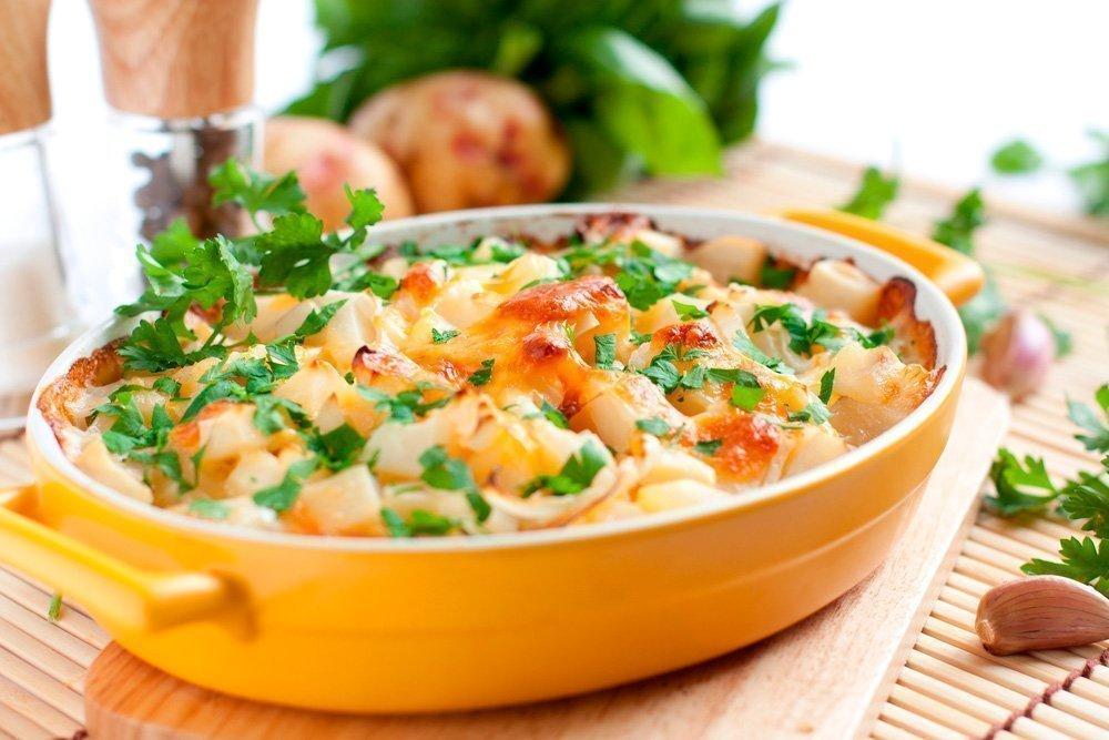 Быстрые рецепты вторых блюд для здорового питания