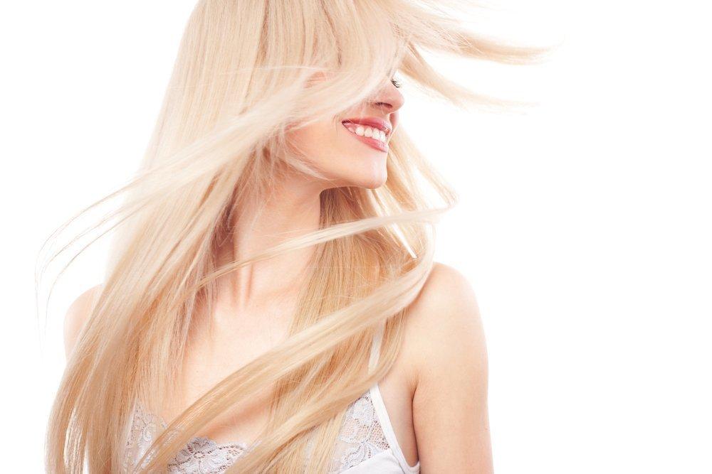 17. Примите свои волосы