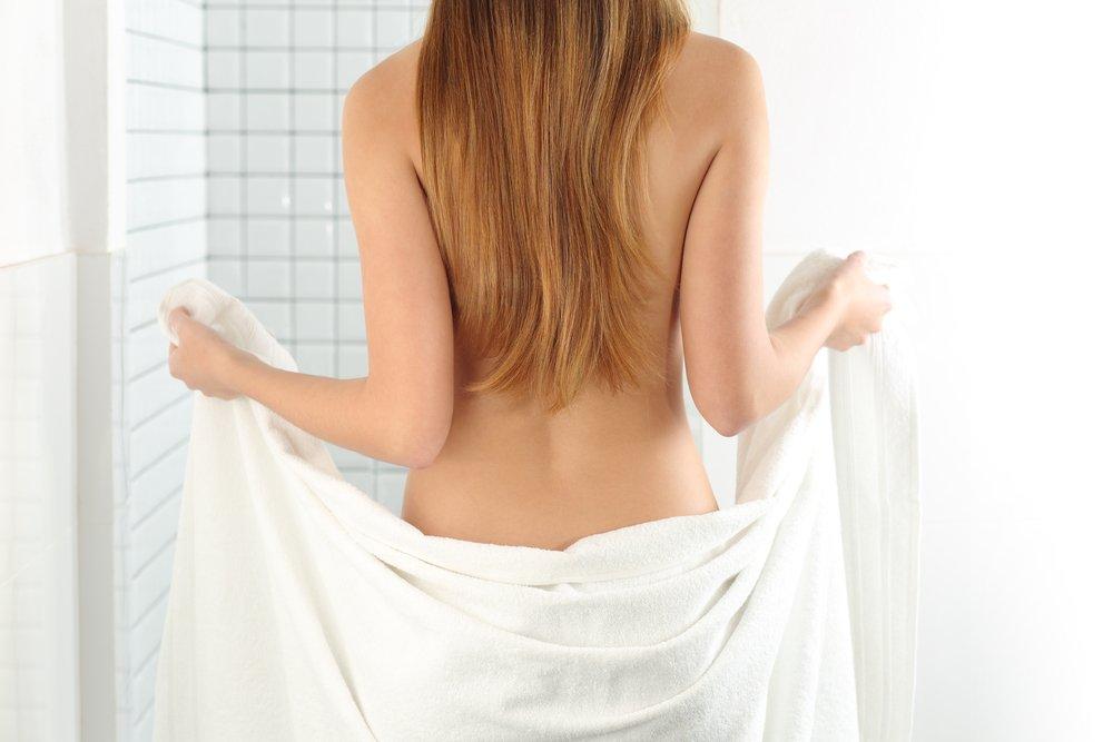 Уход во время менструации