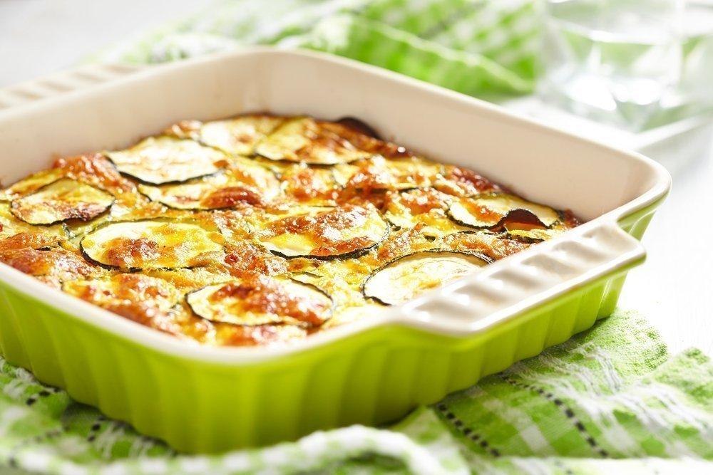 Рецепты полезных овощных запеканок