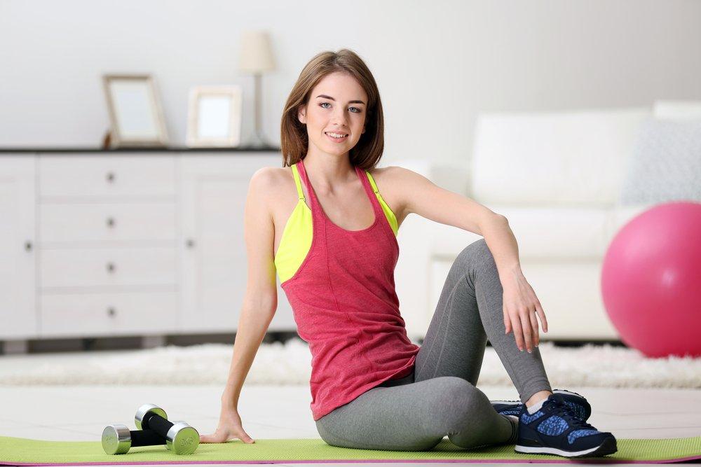 Дополнительные элементы фитнес-тренировки