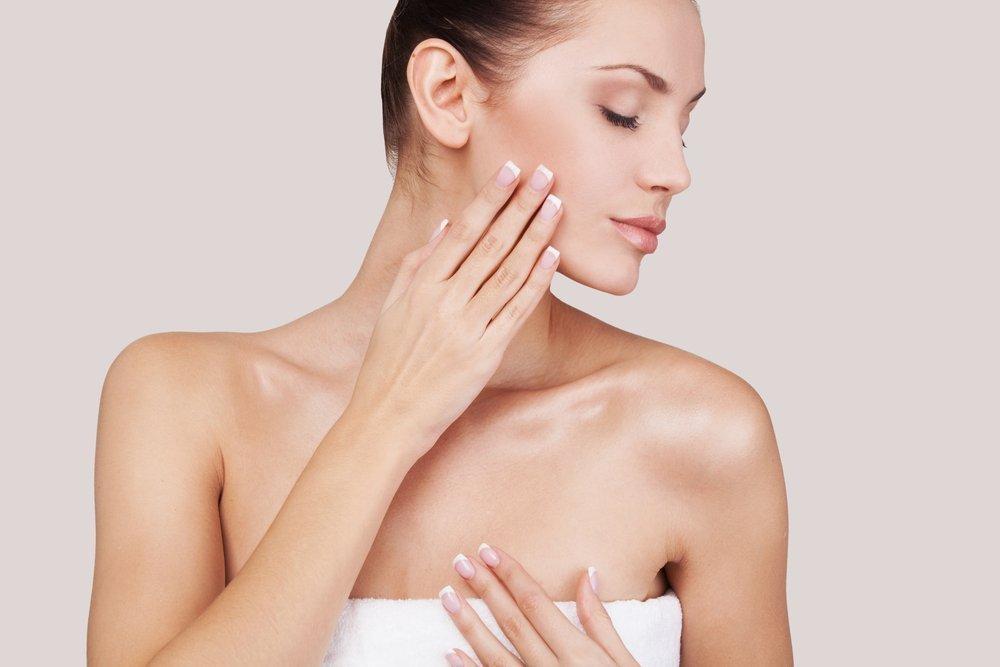 Типы кожи и характерные особенности ухода за ними