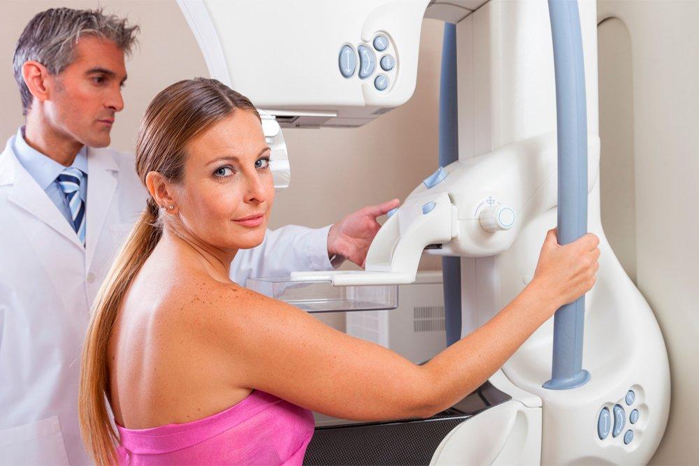 7. Маммография