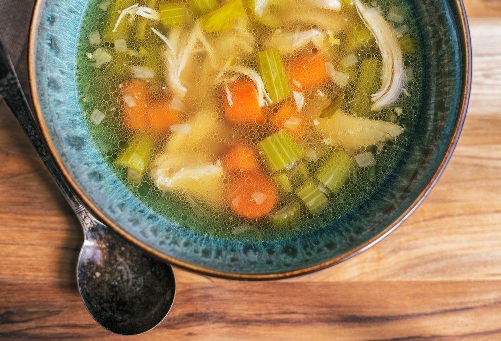 Рецепты супов: похудение и польза для здоровья