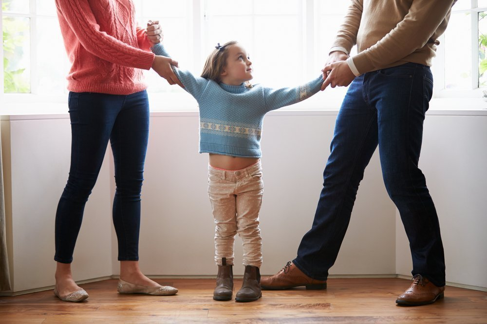Мысли детей о разъезде родителей