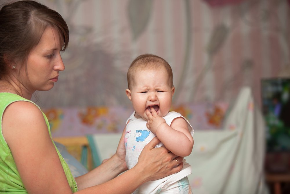 Прорезывание зубов у малышей: немного статистики