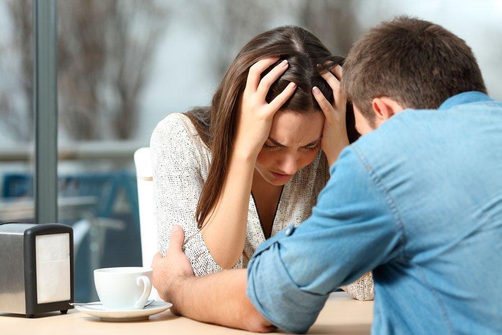 Красота серьезных отношений или нелепое поведение