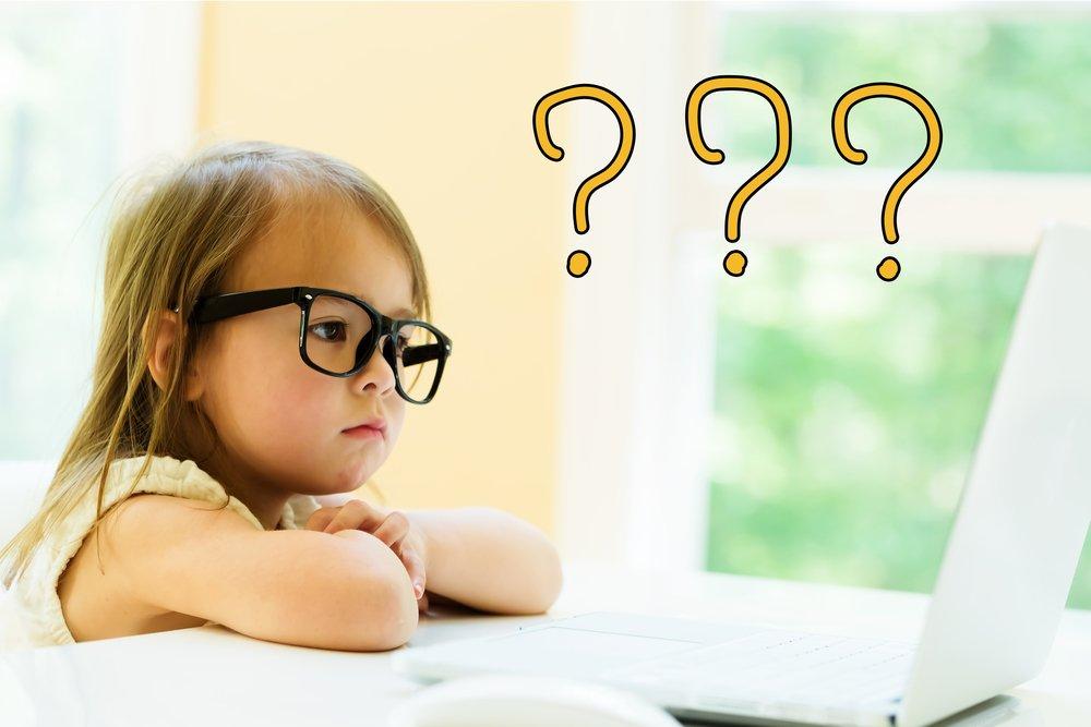 Привычка ребенка спрашивать