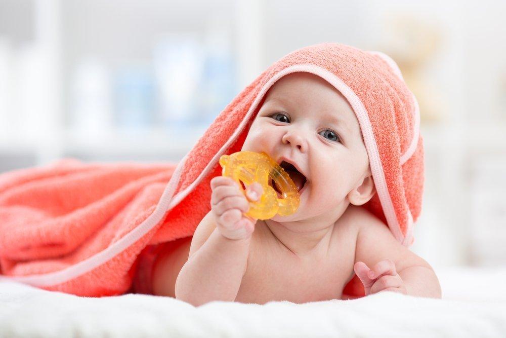 Проблемы прорезывания зубов у детей
