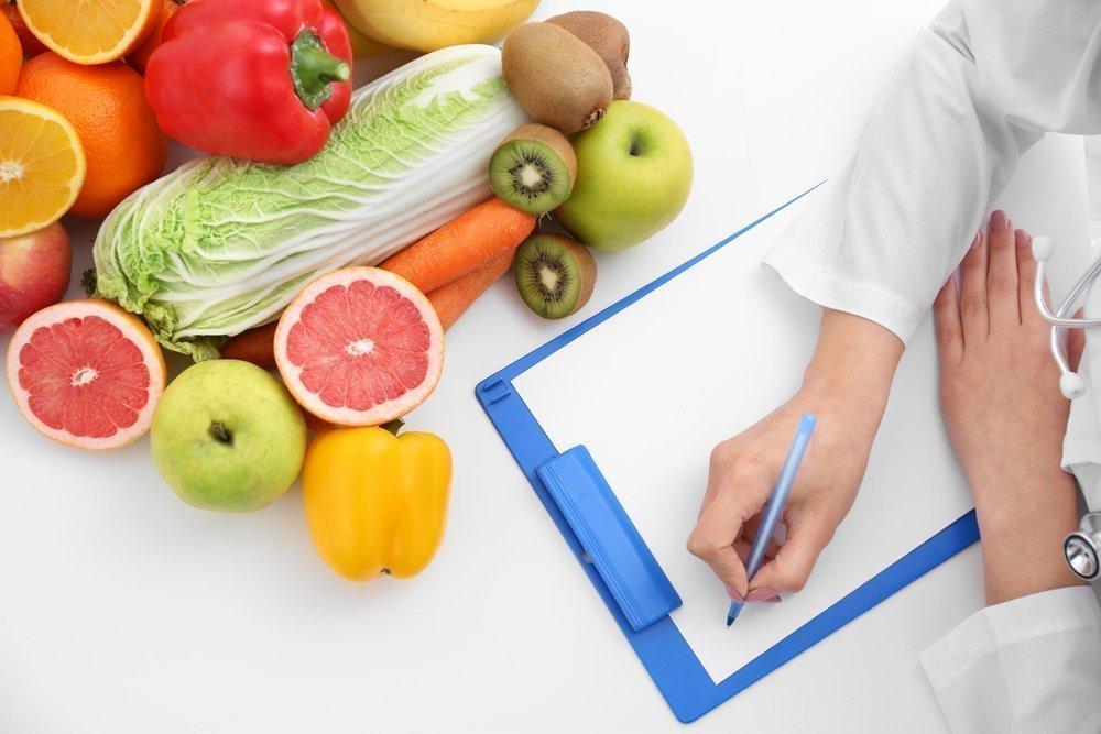 Роль питания в провокации патологии