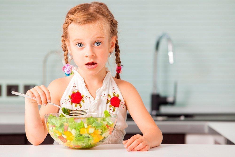 Что подать детям на обед