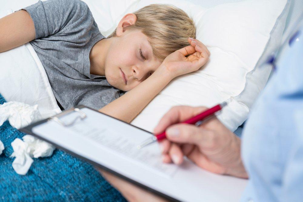 Новые симптомы у детей