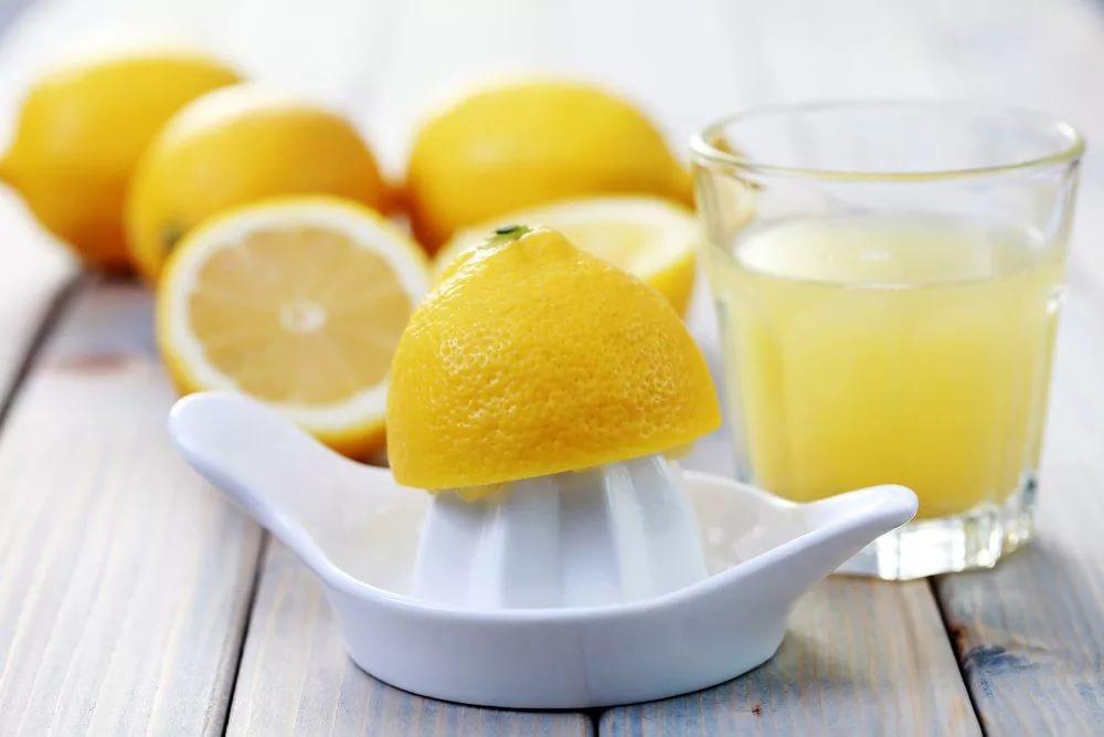 2. Лимоны в детокс диете