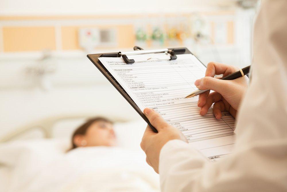Осложнения в период болезни