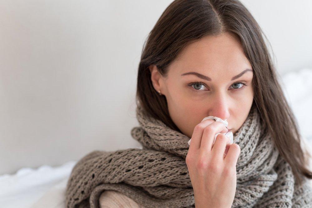 Причины болезни: инфекция, простуда