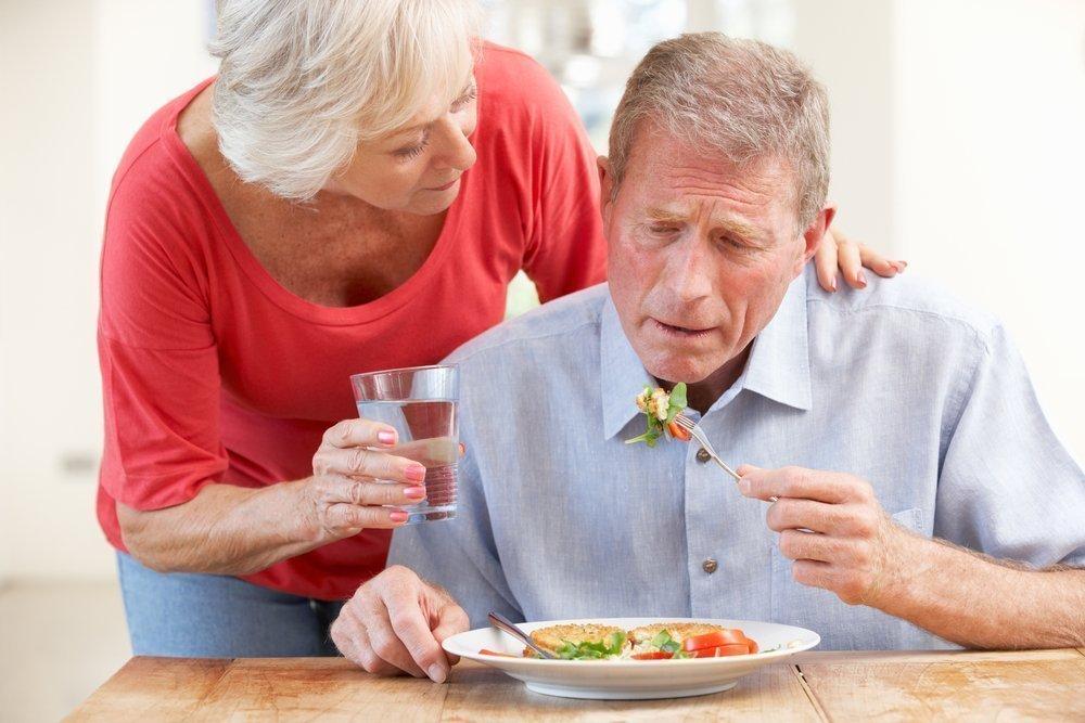 Правила питания и восстановления больного после инсульта