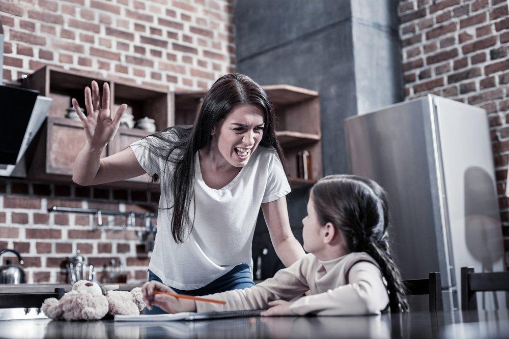 Раздражение детей и родителей