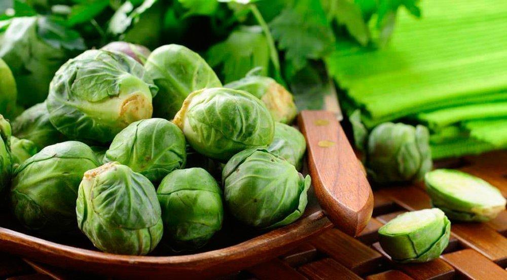 Целые фрукты и овощи