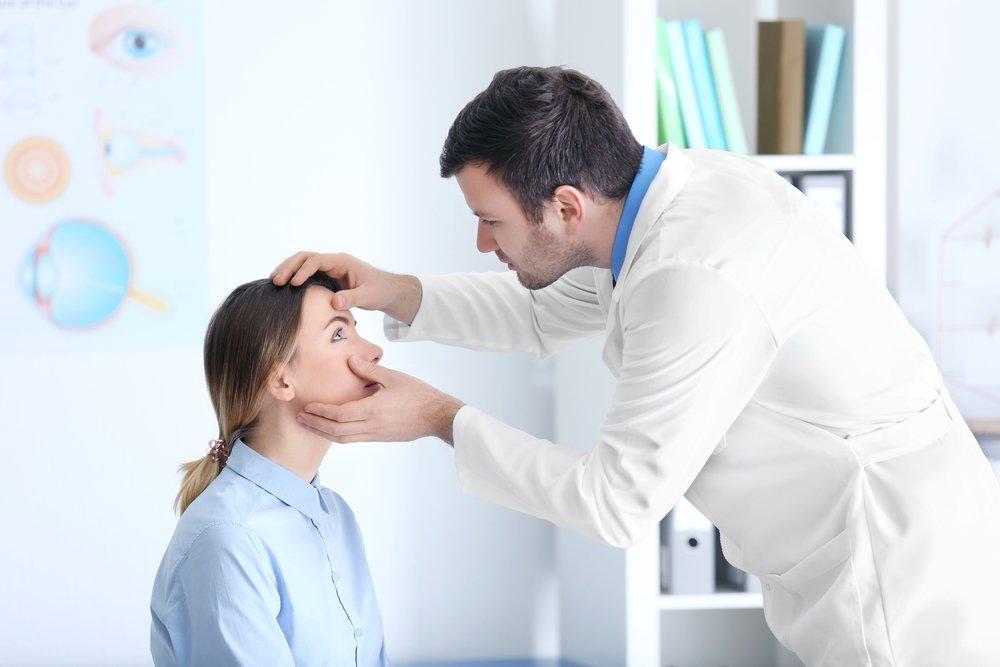 8. Отказываетесь от визита к офтальмологу