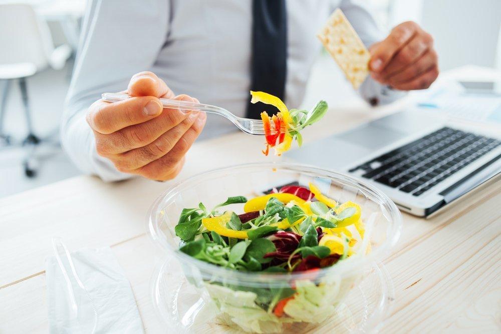 Гастрит как следствие нервного напряжения и нерегулярного питания