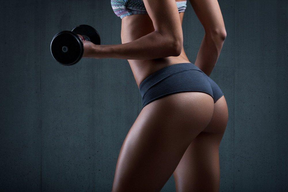 Программа упражнений для женщин со средним уровнем подготовки