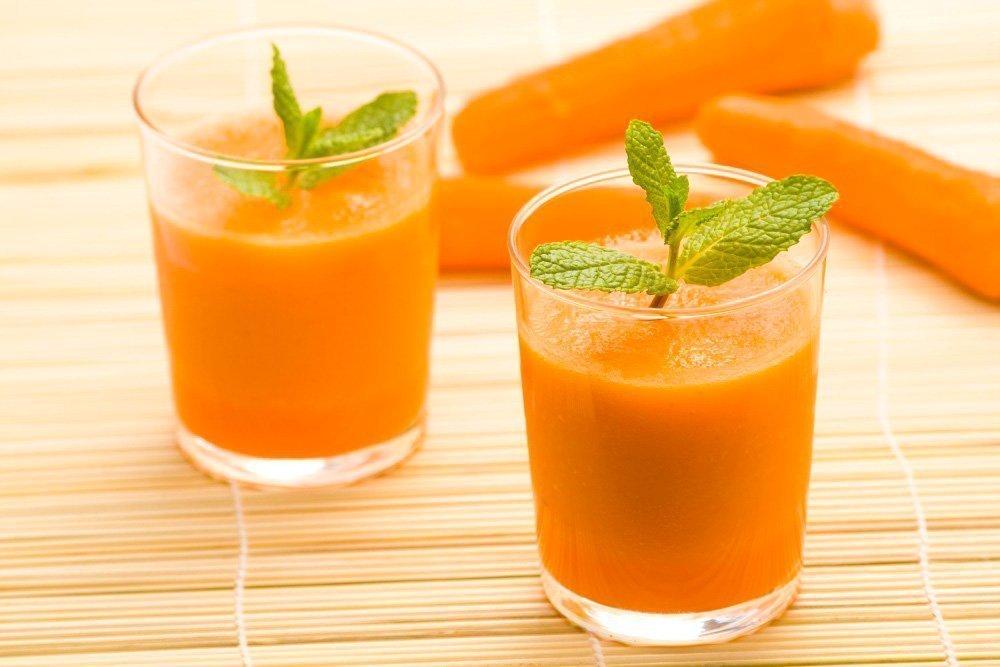 Витамины летом: особенности усвоения витамина А