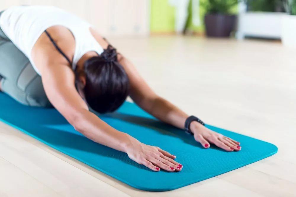 Комплекс пилатеса для эффективного похудения