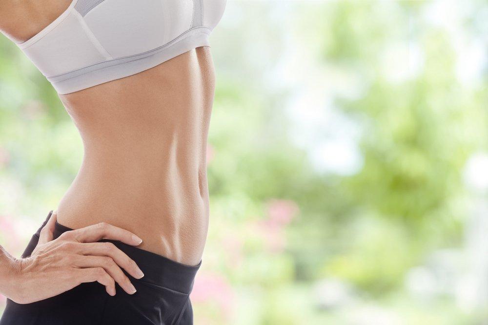 Уменьшение растяжек на теле