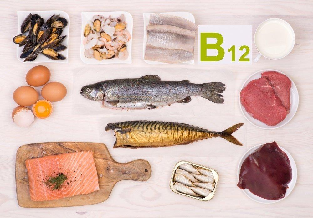 Нормы потребления витамин В12: при беременности — больше