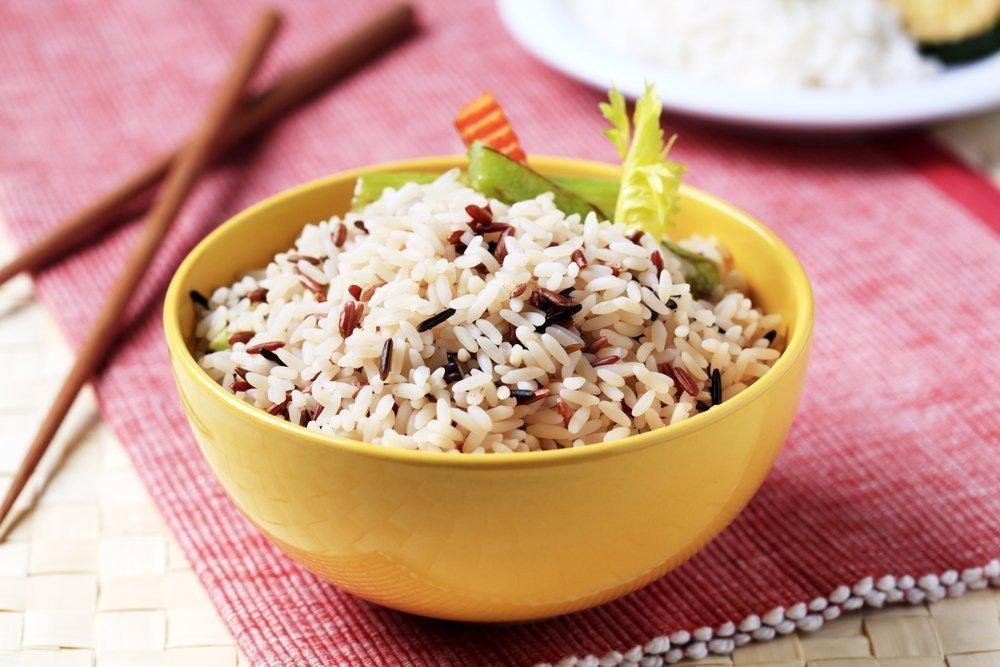Как можно использовать черный рис в правильном питании