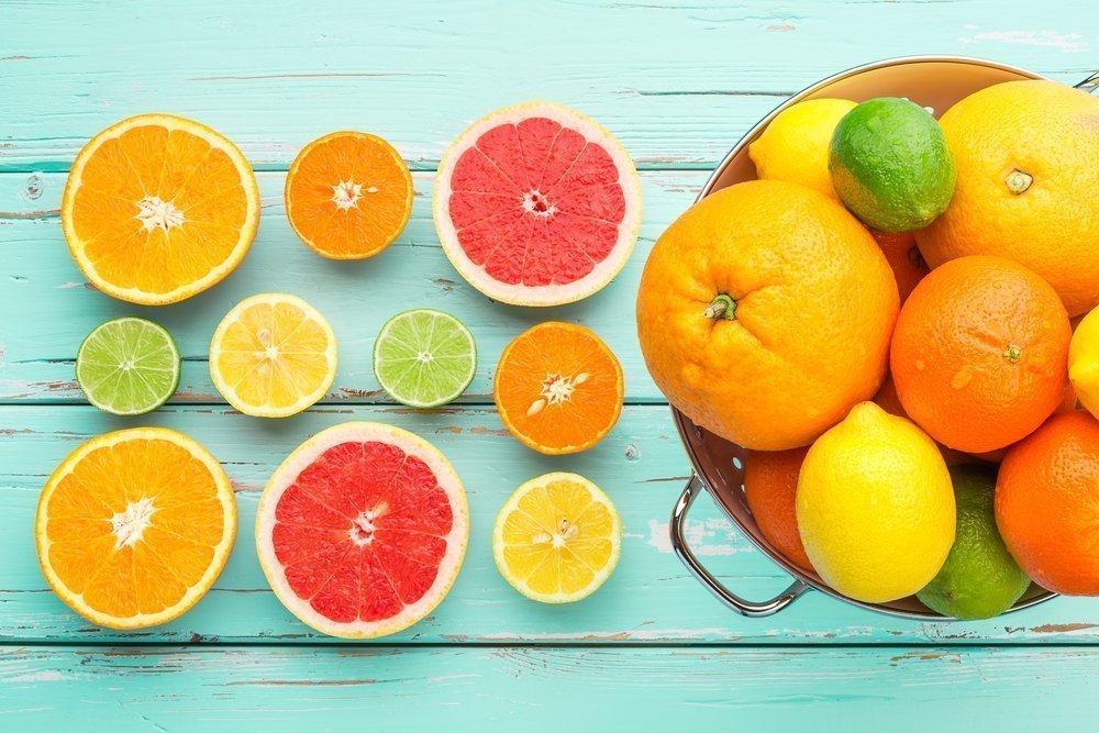 Роль витаминов-антиоксидантов в организме