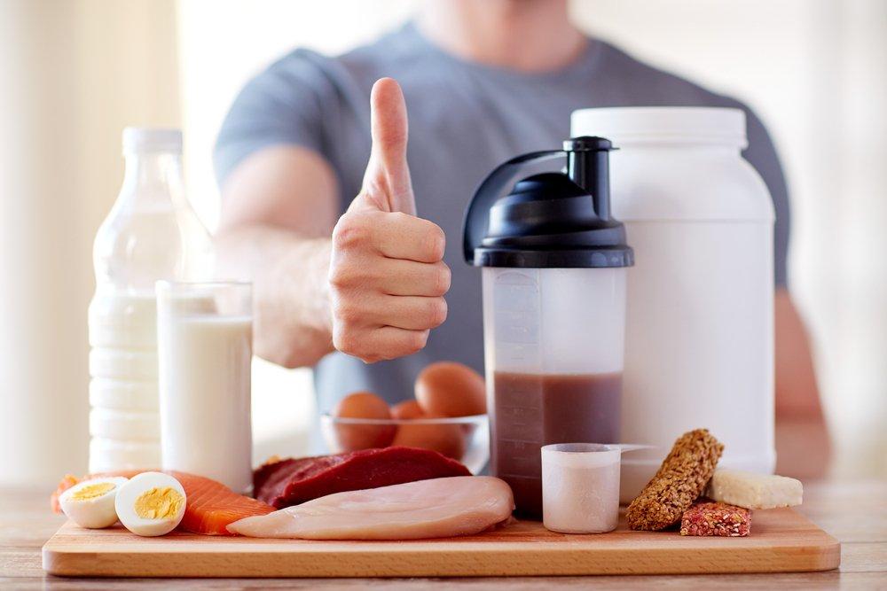 Вопрос риторический: кому нужен белок