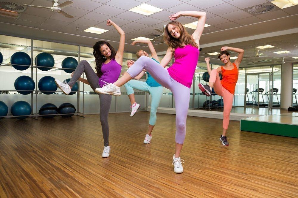 Видео фитнес похудения