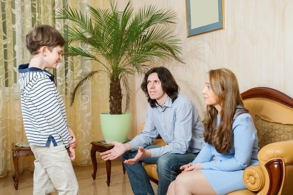 Причины родительского стыда