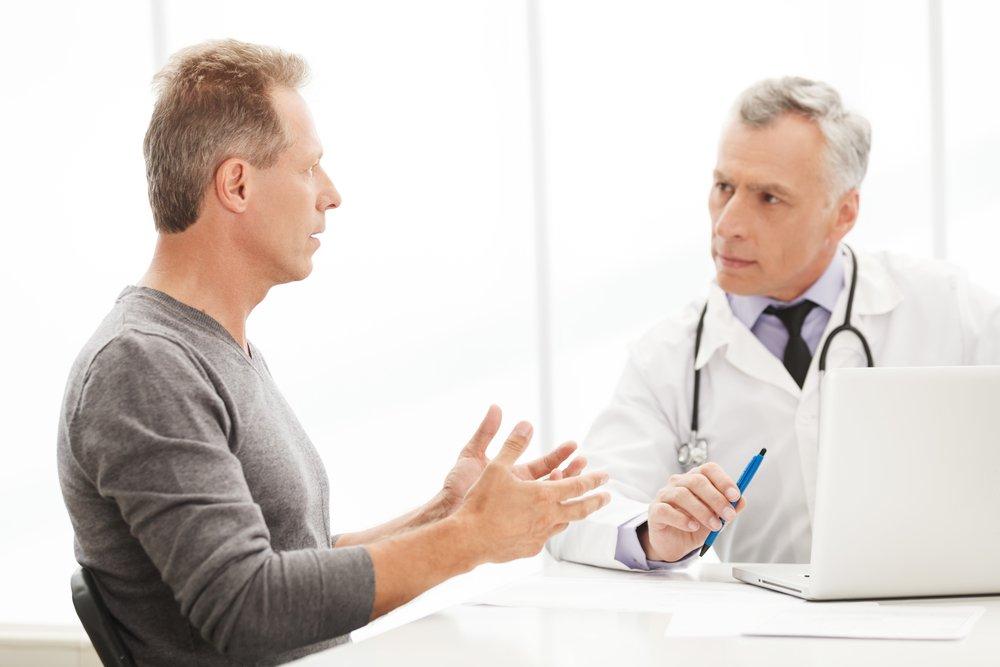 Кандидозы у мужчин: лечение