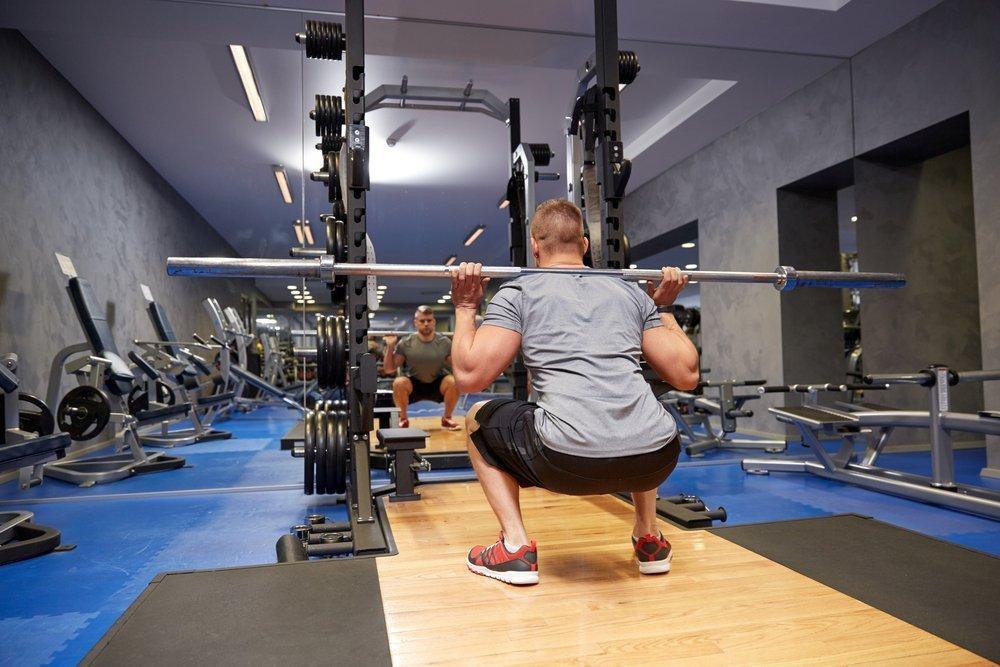 Фитнес-тренировки для ног для мужчин